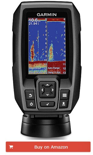 Garmin Striker 4 fish finder