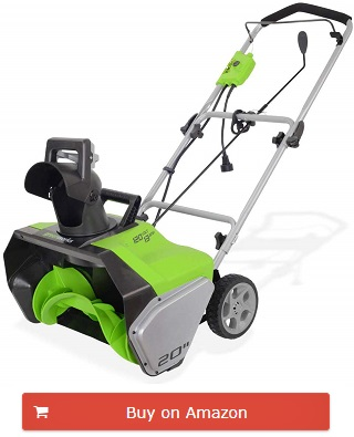 Greenworks 2600502 Corded Snow Blower