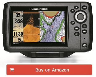Humminbird 409620 fish finder