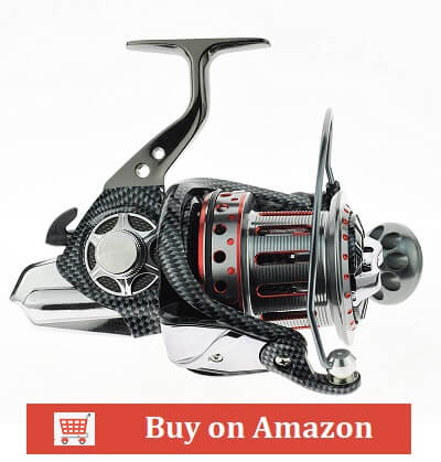 JEKOSEN Metal Spool Casting Spinning Fishing Reels