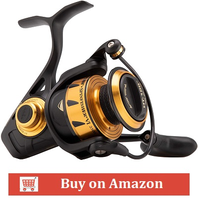 PENN Spinfisher VI Spinning Fishing Reels
