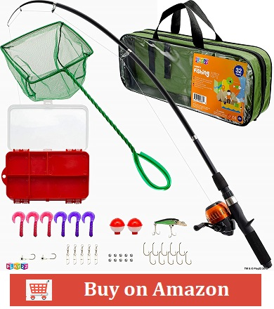 Fishing Pole For Kids