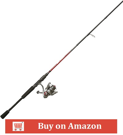 9. Quantum Optix Spinning Reel Combo