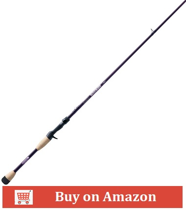 St Croix Mojo Bass Casting Rods