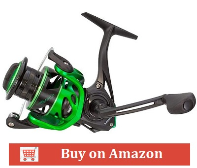 Lew's Fishing Mach Speed Spinning Reel