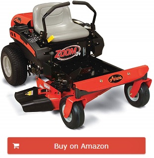 Ariens Zoom lawn mower