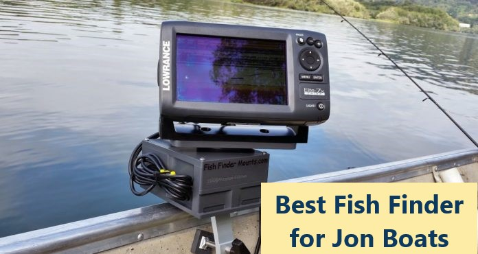 Best Fish Finder for Jon Boat