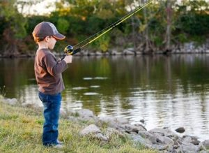 Best kids fishing pole