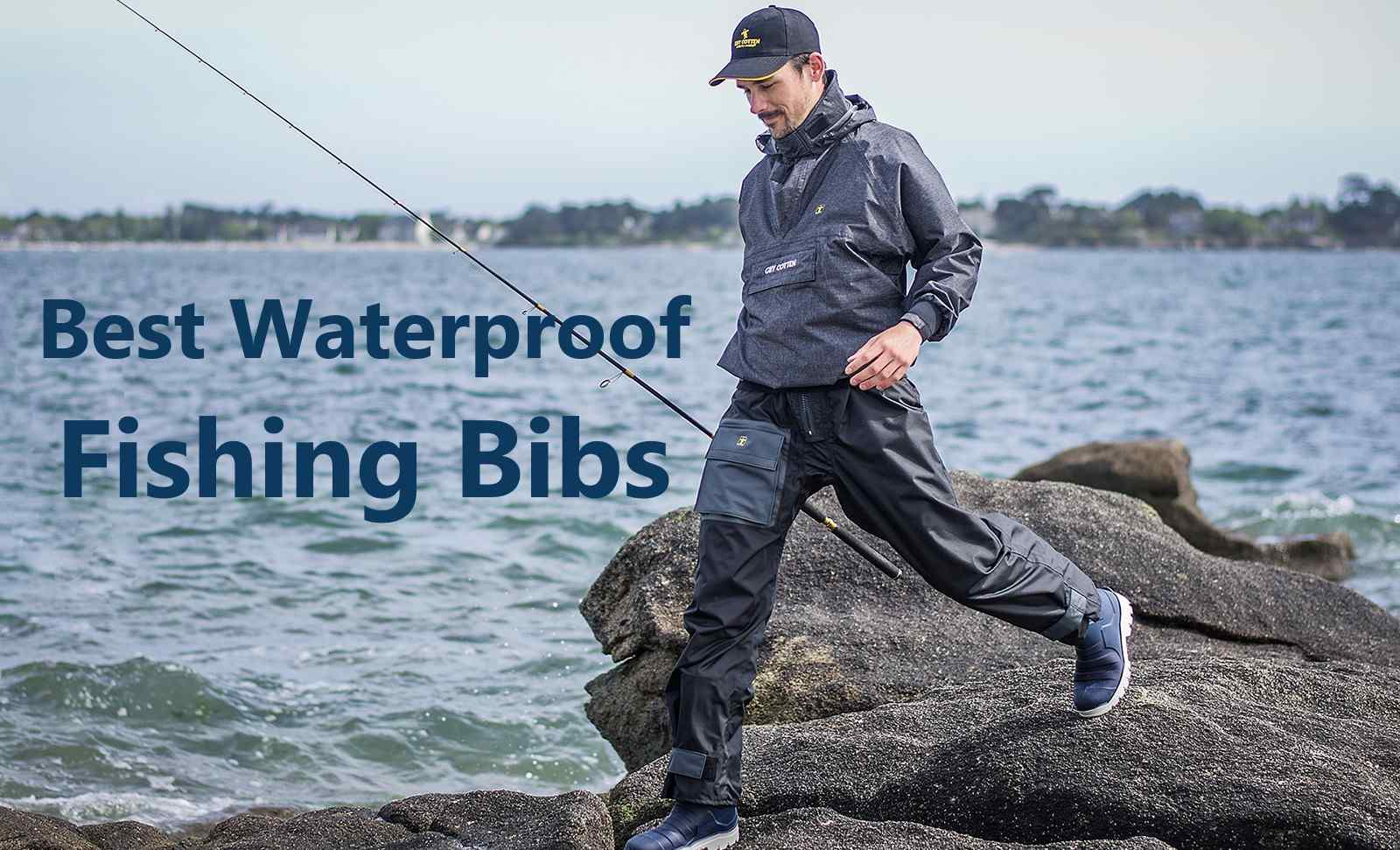 Best waterproof fishing bibs