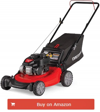 Craftsman M105 lawn mower