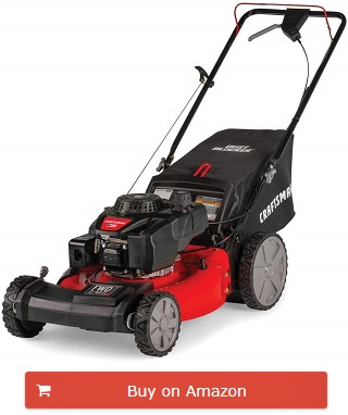 Craftsman M215 lawn mower