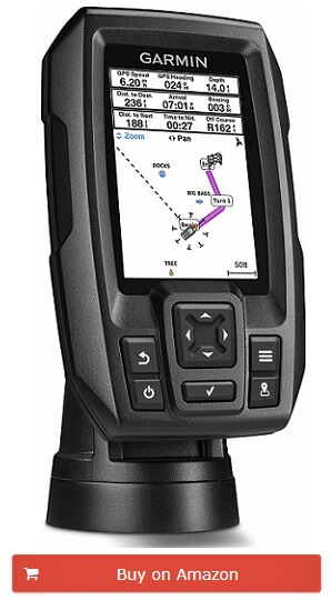 Garmin Striker 4 with Transducer