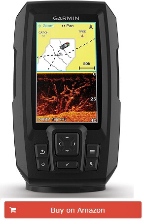 Garmin Striker 4cv fish finder