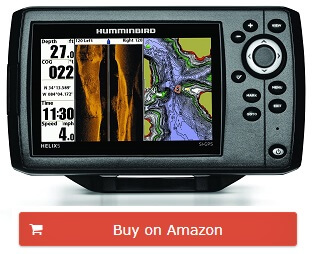 Humminbird 409640 fish finder