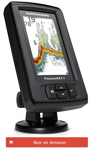 Humminbird 410150 fish finder