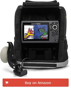 Humminbird 5 410260 fish finder