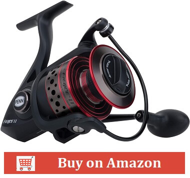 PENN Fierce Live Liner Spinning Fishing Reel