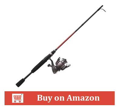 Quantum Optix Spinning Fishing Combo