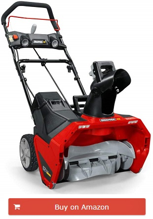 Snapper XD Max Electric Snow Blower