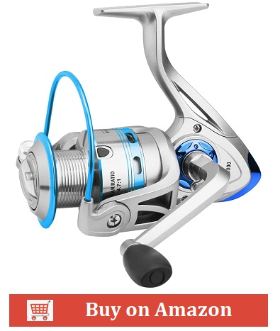 Hunter's tail spinning fishing reels