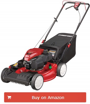 Troy-Bilt Self-Propelled Wheel Drive Mower