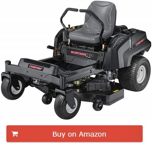 Troy-Bilt Super Mustang lawn mower