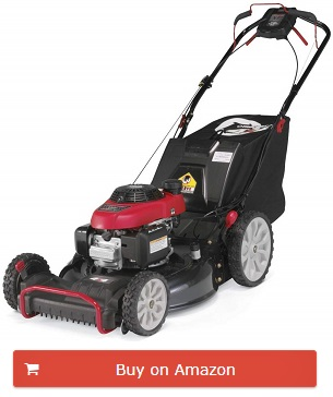 Troy-Bilt TB490 XP 21-Inch 190cc Self-Propelled lawn mower