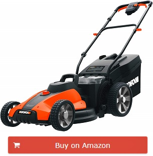 WORX WG744.9 Power Share Lawn Mower
