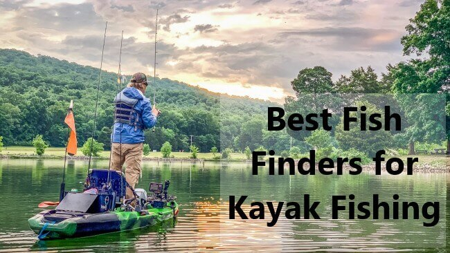 best fish finders for kayak