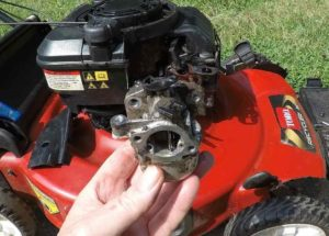 lawn mowers carburetor