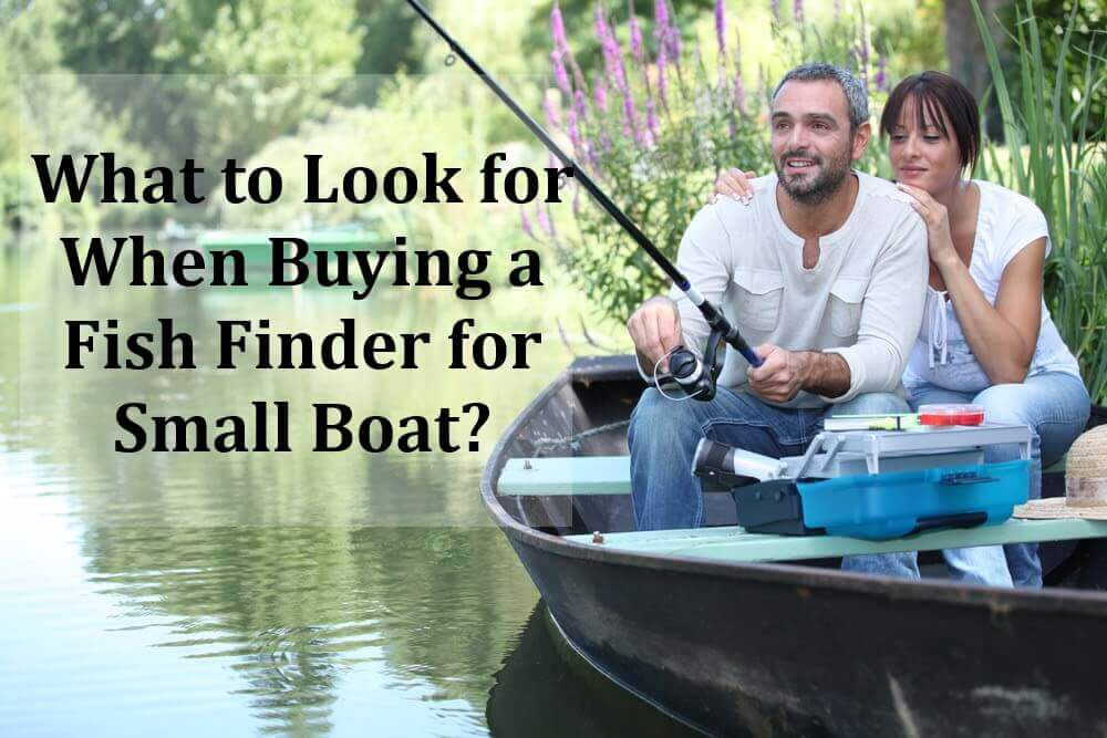 fish finder for boat